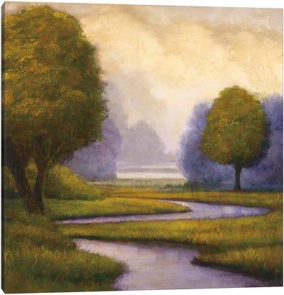 Lavender Sunrise I Canvas Art Print