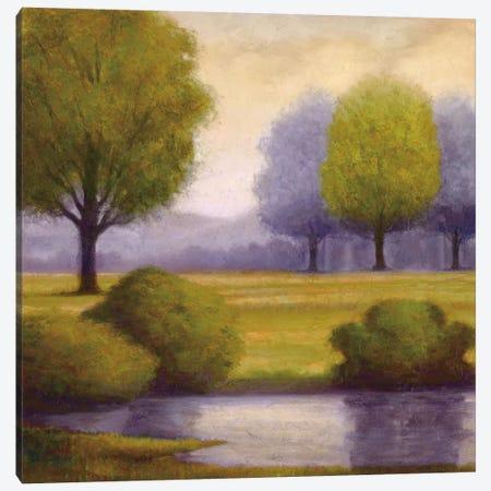 Lavender Sunrise II Canvas Print #GWI25} by Gregory Williams Art Print