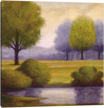 Lavender Sunrise II Canvas Art Print