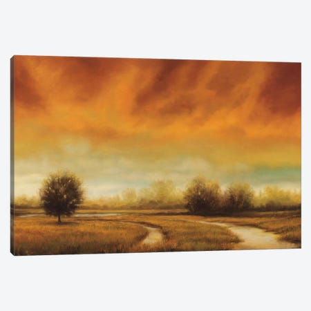Moment To Moment Canvas Print #GWI30} by Gregory Williams Canvas Print