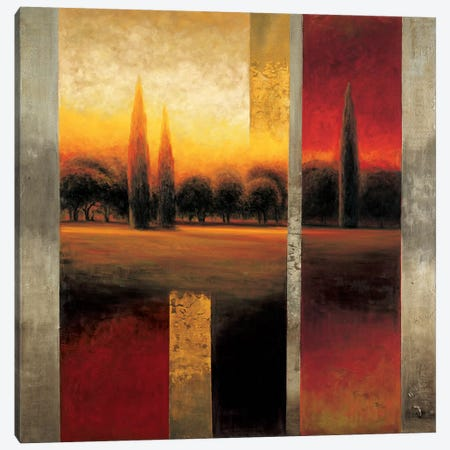 Reflections I Canvas Print #GWI35} by Gregory Williams Canvas Art