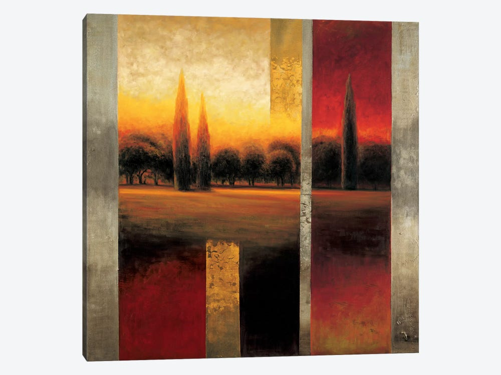 Reflections I by Gregory Williams 1-piece Canvas Print