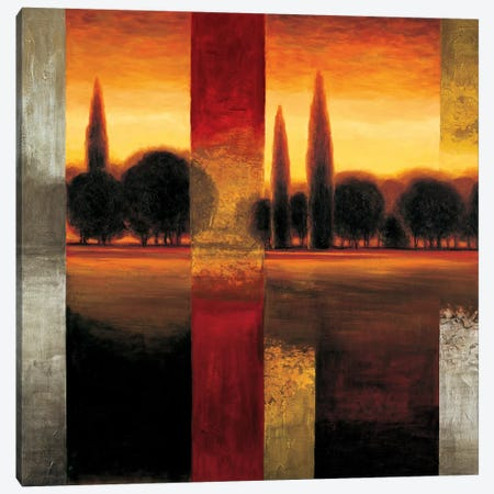 Reflections II Canvas Print #GWI36} by Gregory Williams Canvas Wall Art
