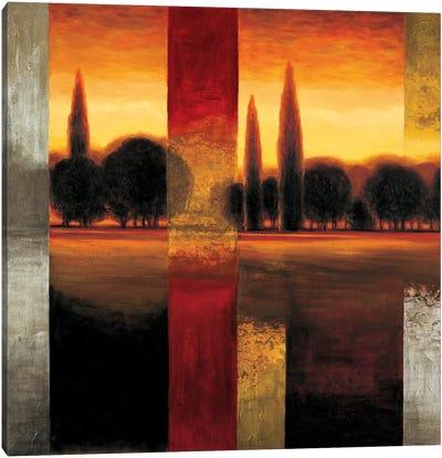Reflections II Canvas Art Print