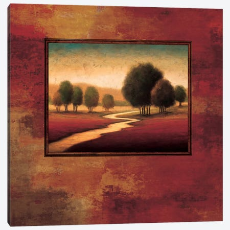 Rejoice I Canvas Print #GWI37} by Gregory Williams Canvas Artwork