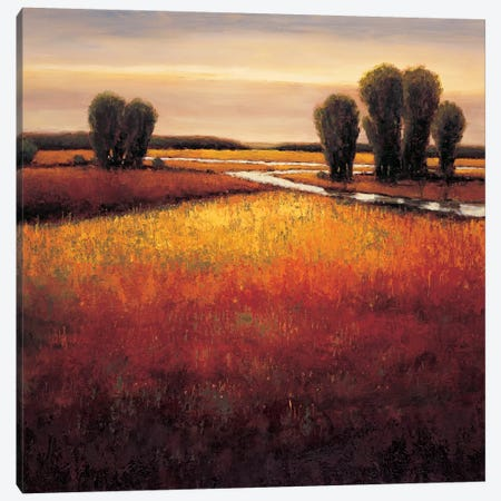 Big Sky II Canvas Print #GWI3} by Gregory Williams Canvas Wall Art