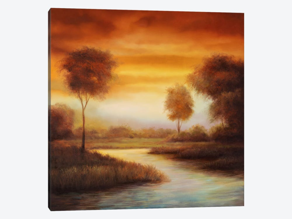 Sundown II by Gregory Williams 1-piece Art Print