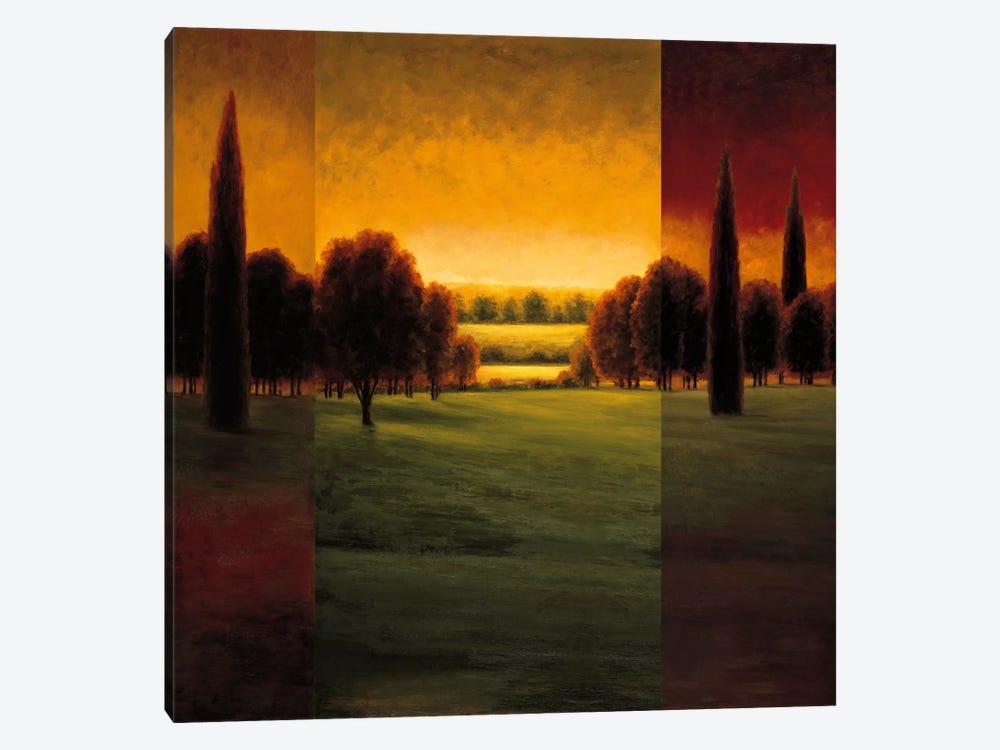 The Break Of Dawn I by Gregory Williams 1-piece Canvas Print