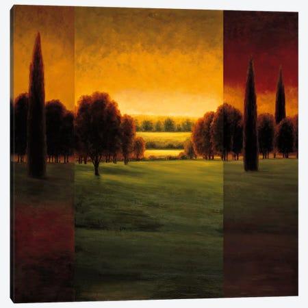 The Break Of Dawn I Canvas Print #GWI53} by Gregory Williams Canvas Art Print