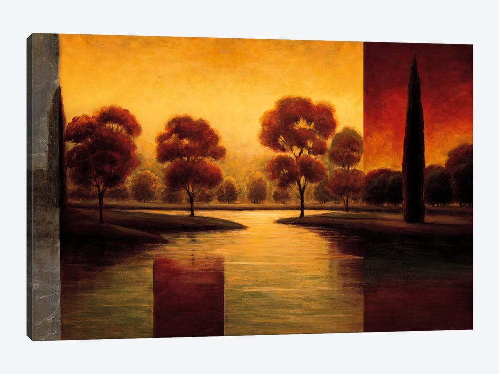 The Break Of Dawn II by Gregory Williams 1-piece Canvas Wall Art