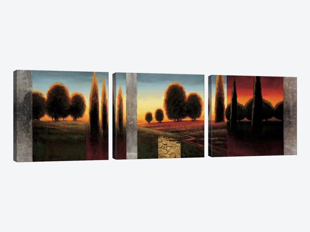 The Glow I by Gregory Williams 3-piece Art Print