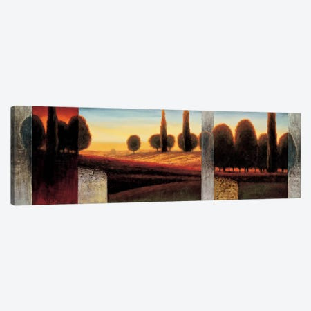 The Glow II Canvas Print #GWI56} by Gregory Williams Canvas Wall Art