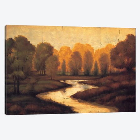 The Water's Edge I Canvas Print #GWI57} by Gregory Williams Canvas Wall Art