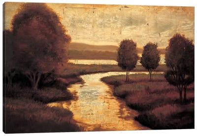 The Water's Edge II Canvas Print #GWI58