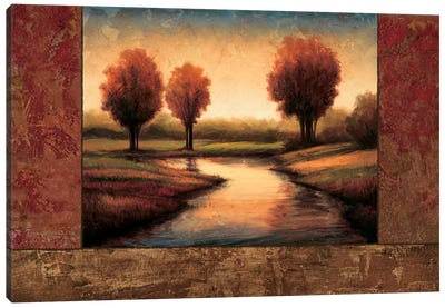 Daybreak I Canvas Art Print