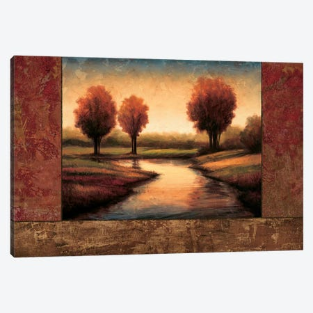 Daybreak I Canvas Print #GWI5} by Gregory Williams Canvas Print