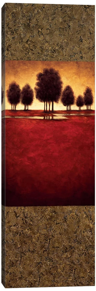 Tranquil Radiance II Canvas Art Print