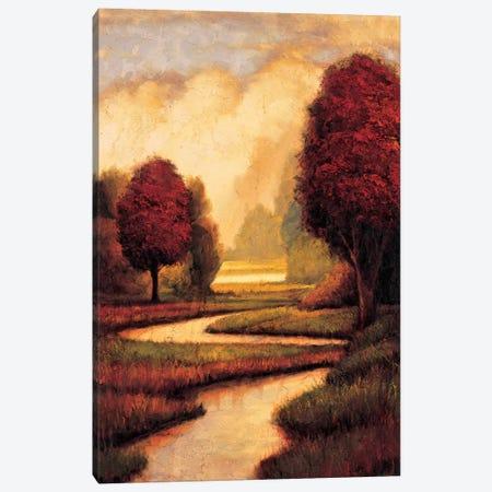 Waterside II Canvas Print #GWI66} by Gregory Williams Art Print