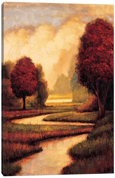 Waterside II Canvas Art Print