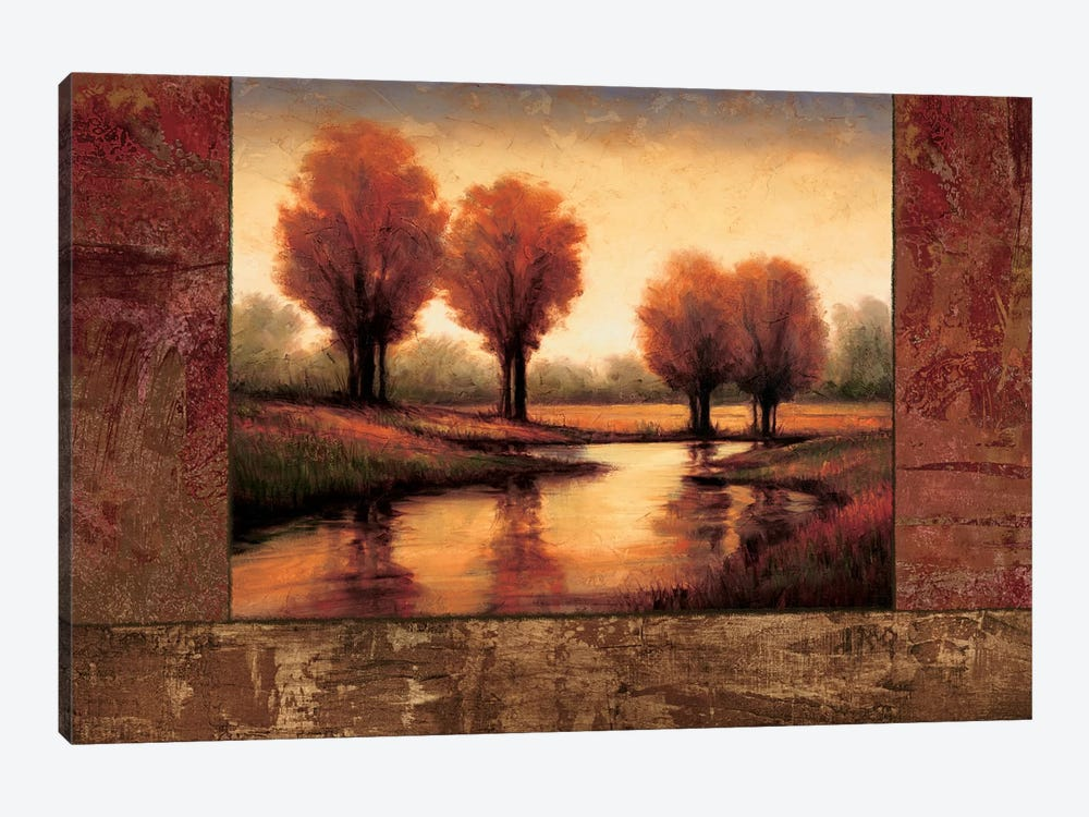 Daybreak II 1-piece Canvas Artwork
