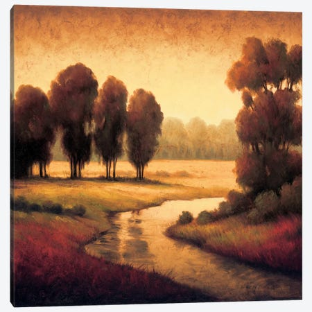 Early Morning II Canvas Print #GWI8} by Gregory Williams Canvas Wall Art