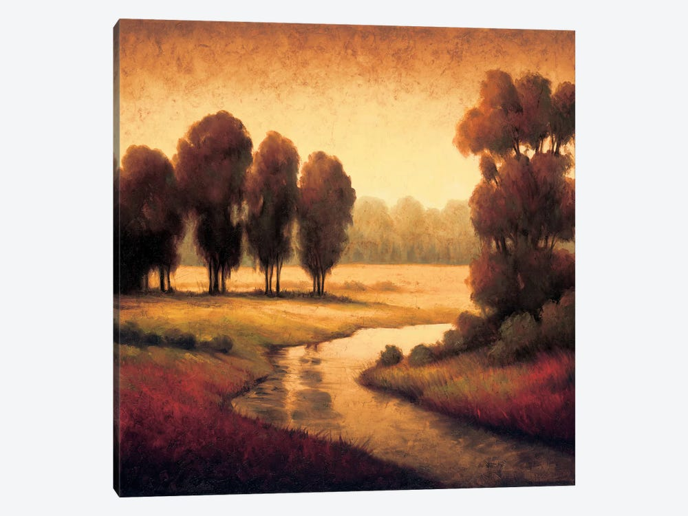Early Morning II by Gregory Williams 1-piece Canvas Wall Art