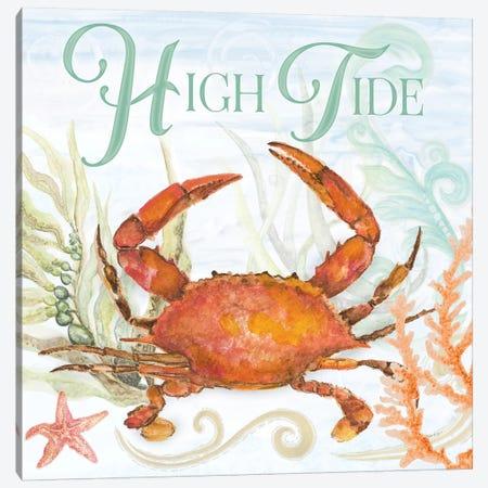 High Tide Canvas Print #GYN2} by Janice Gaynor Canvas Print