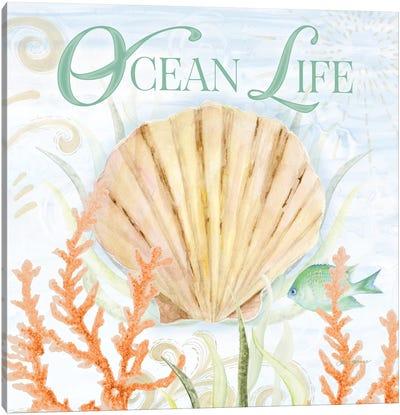 Ocean Life Canvas Art Print