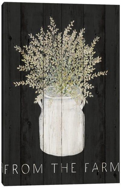 From The Farm Canvas Art Print