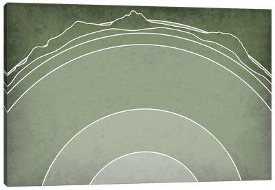 Earth's Layers Canvas Art Print