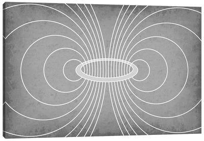 Electromagnetism Canvas Art Print