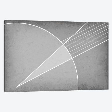Eratosthenes' Measurement Canvas Print #GYO111} by GetYourNerdOn Canvas Wall Art
