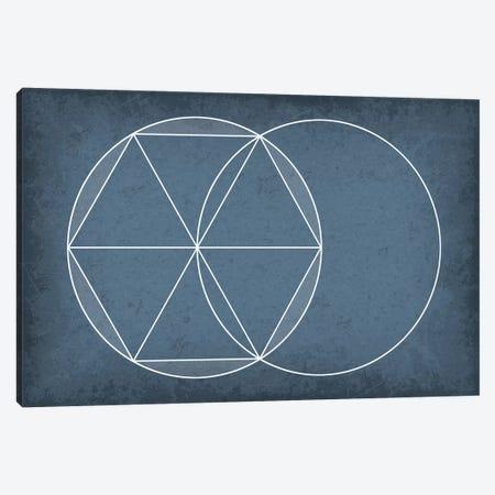 Euclidean Geometry Canvas Print #GYO112} by GetYourNerdOn Canvas Artwork