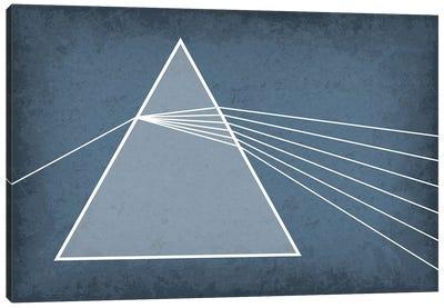Refraction Through a Prism Canvas Art Print