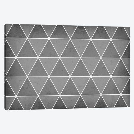 Regular Tessellation Canvas Print #GYO126} by GetYourNerdOn Canvas Artwork