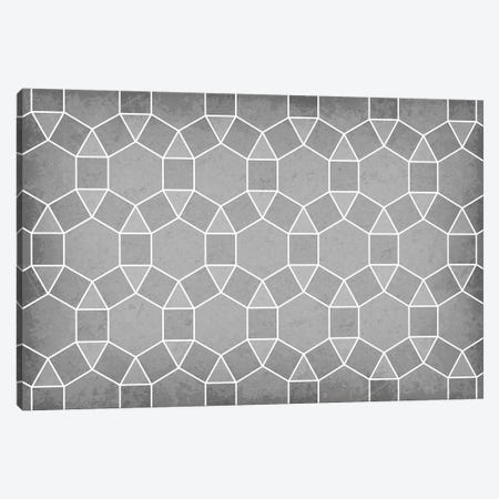 Semi-Regular Tessellation Canvas Print #GYO127} by GetYourNerdOn Canvas Artwork
