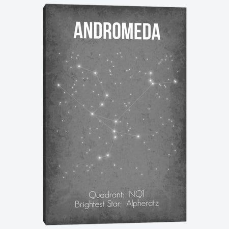 Andromeda Canvas Print #GYO17} by GetYourNerdOn Canvas Print