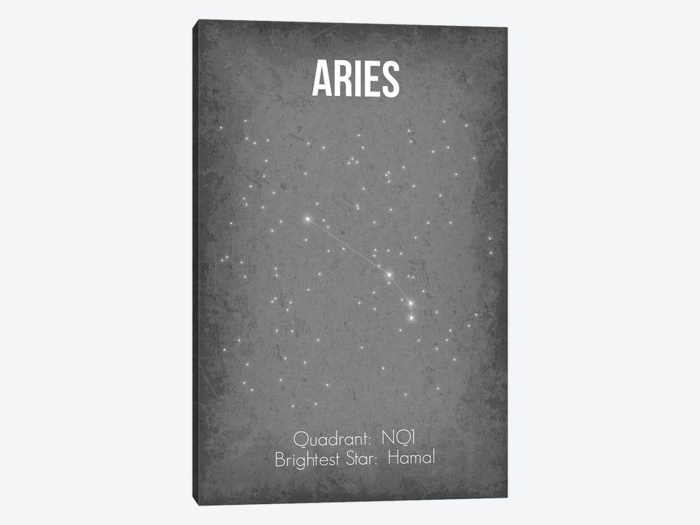 Aries by GetYourNerdOn 1-piece Canvas Wall Art