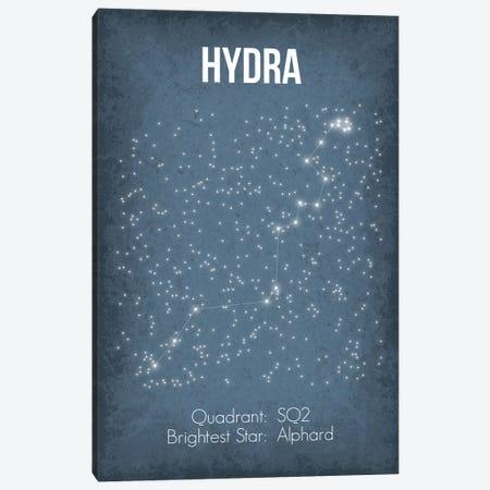 Hydra Canvas Print #GYO27} by GetYourNerdOn Canvas Artwork