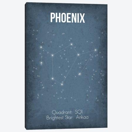 Phoenix Canvas Print #GYO34} by GetYourNerdOn Canvas Art Print