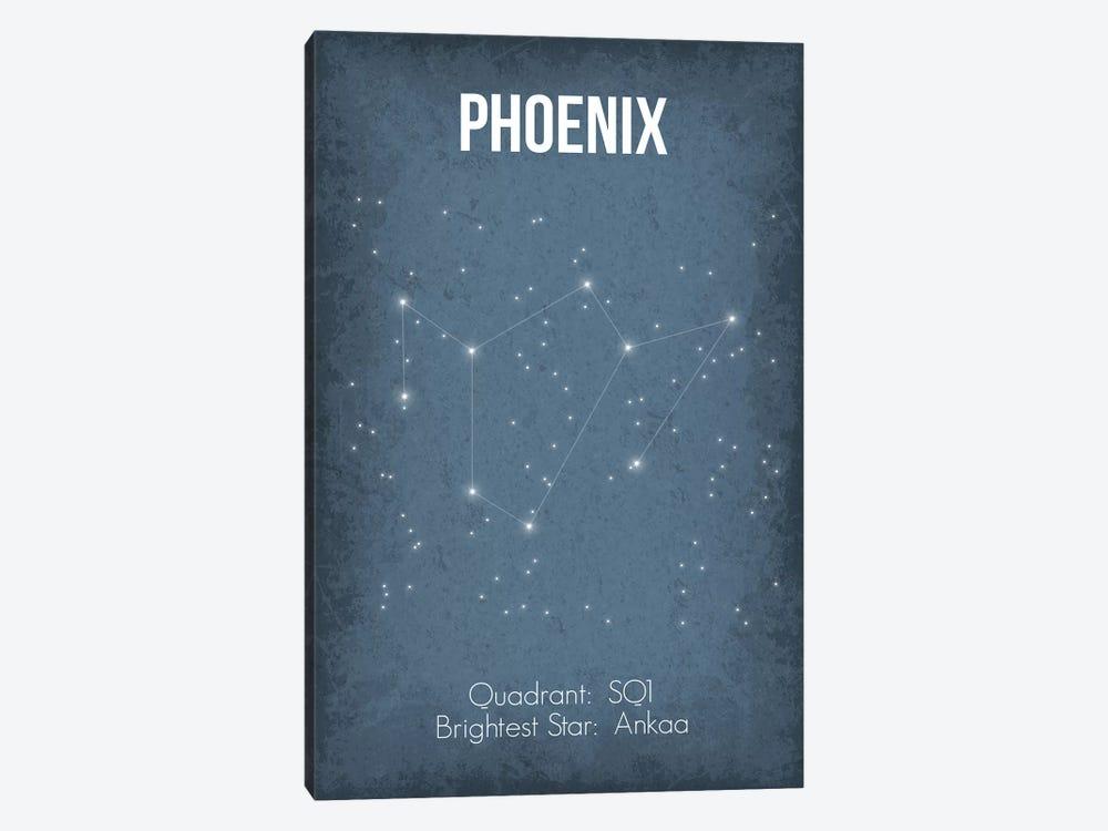 Phoenix by GetYourNerdOn 1-piece Canvas Print