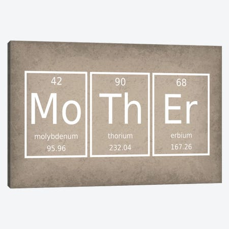 Mother Canvas Print #GYO57} by GetYourNerdOn Canvas Print