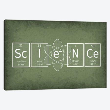 Science Canvas Print #GYO62} by GetYourNerdOn Canvas Art Print