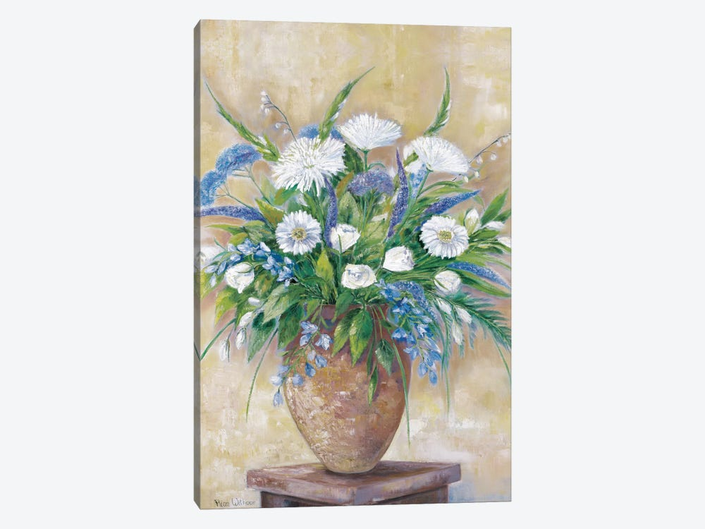 A Scentful Bouquet by Rian Withaar 1-piece Canvas Art