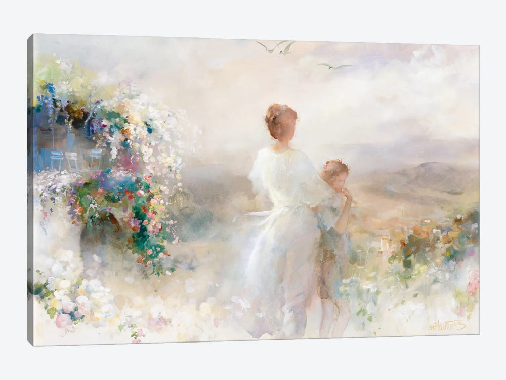Beautiful View by Willem Haenraets 1-piece Canvas Wall Art
