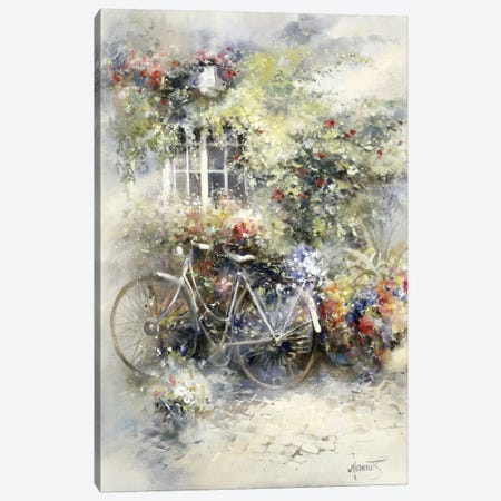 Blossom Canvas Print #HAE103} by Willem Haenraets Canvas Print