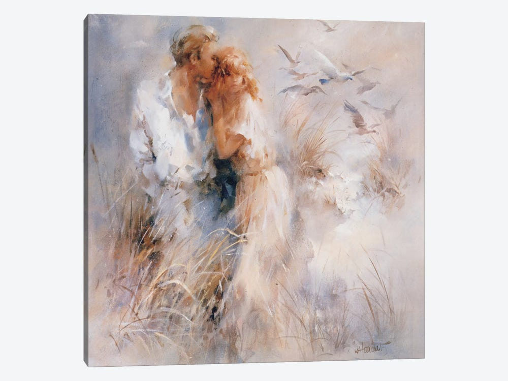Close Harmony by Willem Haenraets 1-piece Art Print