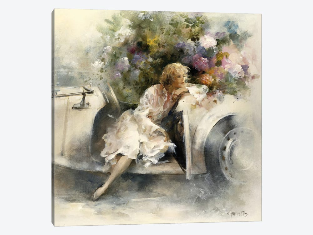 Day Dreaming by Willem Haenraets 1-piece Canvas Wall Art