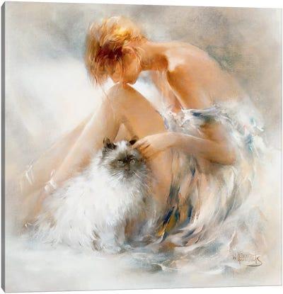 Desire Canvas Art Print