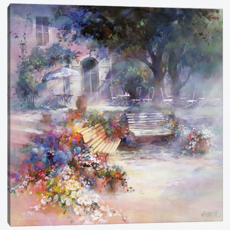 Dream World Canvas Print #HAE116} by Willem Haenraets Canvas Print